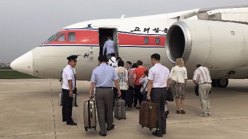 North Korea's Air Koryo named the worst airline in the world again