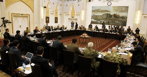 Taliban dampens hopes for peace talks in Afghanistan