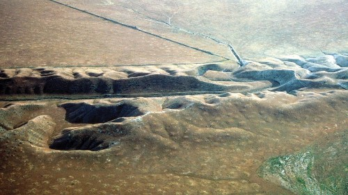 Rocks, tarantulas and the subtle poetry of a walk along the San Andreas fault
