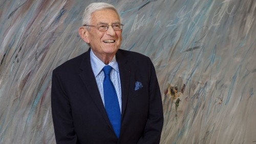 L.A. billionaire Eli Broad joins call for higher taxes on the rich