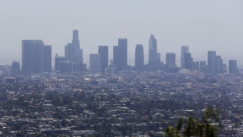 Heat wave expected to bring bad air quality, officials say