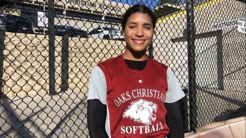 Softball standout Maya Brady, who's headed to UCLA, gets inspiration from her uncle Tom Brady