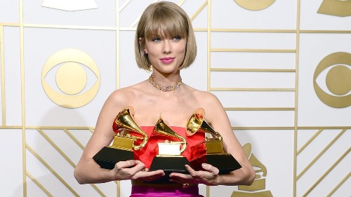 Next round's on Taylor Swift: She's the world's highest-paid musician - Los Angeles Times