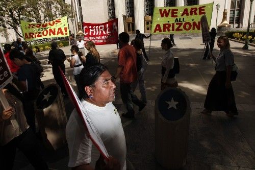 U.S. judge dismisses challenge of Arizona's SB 1070 immigration law