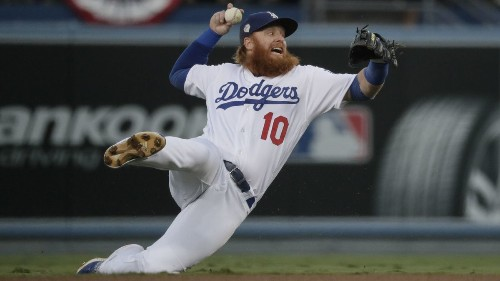 Dodgers' Justin Turner says drive to 'finish it' is even greater this season