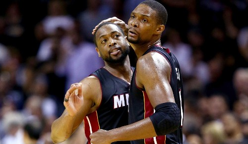 Chris Bosh returning to Miami Heat; Bulls interested in Dwyane Wade - Los Angeles Times