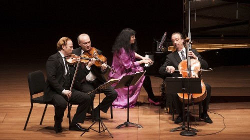 SoCal classical music listings, Jan. 20-27: The Chamber Music Society of Lincoln Center and more