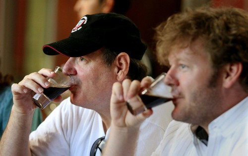 Drink no wimpy beers on National Stout Day - Los Angeles Times