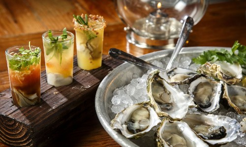 Whiskey with beef, gin with shrimp: A guide to pairing spirits, food
