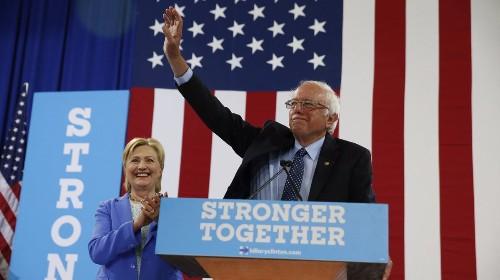 Read Bernie Sanders' endorsement of Hillary Clinton for president