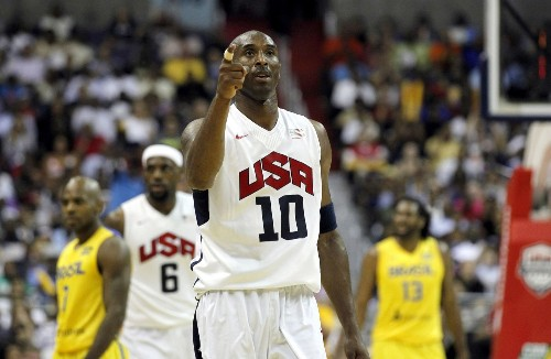 Kobe Bryant wants to play on Team USA for 2016 Olympics