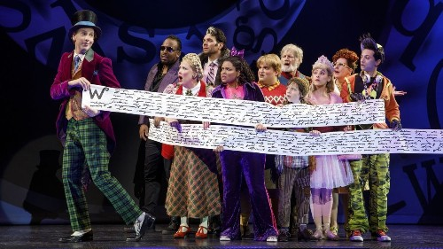 On Theater: A flavorful visit to Charlie's chocolate factory