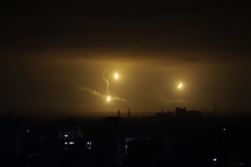 72-hour cease-fire called in Israel-Palestinian fighting