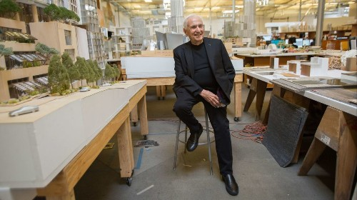Essential Arts: Frank Gehry is turning 90 — but he's still got work to do