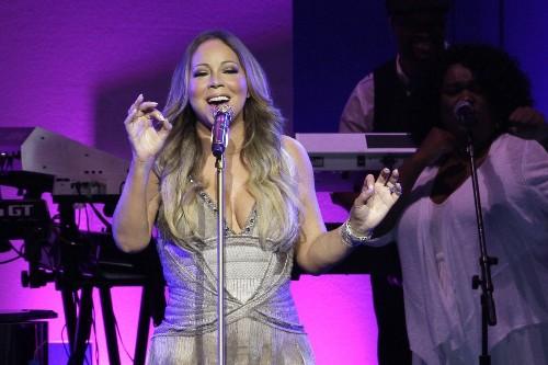 Mariah Carey gives billionaire boyfriend a shout-out saying he's her 'Hero'