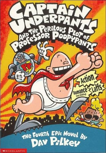 Another Captain Underpants book is coming! And another! - Los Angeles Times