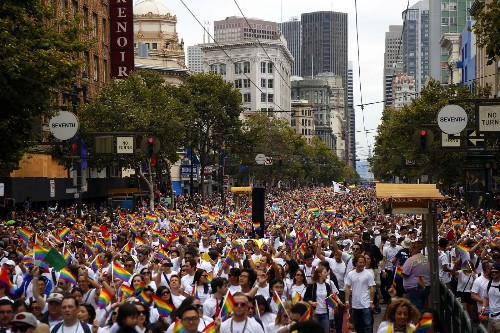 Black Lives Matter withdraws from S.F.'s Pride Parade due to increased police presence - Los Angeles Times