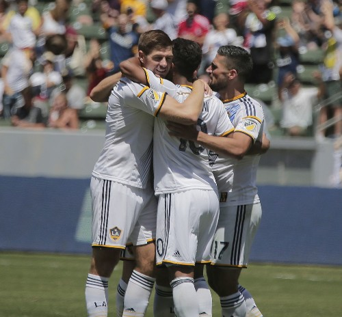 Giovani Dos Santos is creator in 5-0 Galaxy win - Los Angeles Times