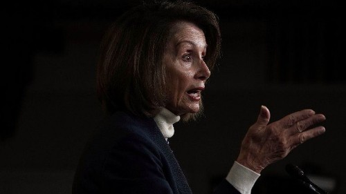 Pelosi's State of the Union snub won't reopen government — but grounding private jets might - Los Angeles Times