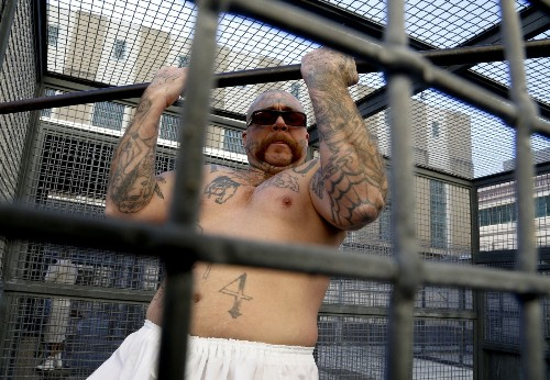 A rare peek at San Quentin's death row, and conversations with inmates awaiting their fates as political battles swirl