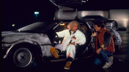 Back to the Future Day: What the franchise sneakily got right - Los Angeles Times