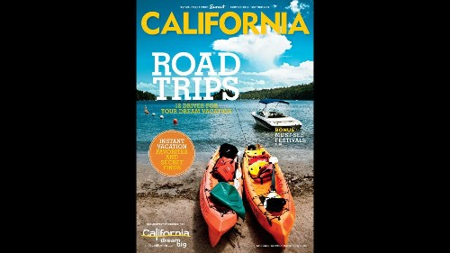 Ready for a summer road trip? 12 California routes to try