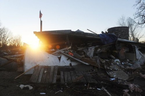'Off the charts' November storms led to record-breaking tornadoes