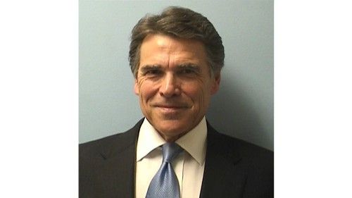Texas Gov. Rick Perry is booked; he calls charges an 'injustice'
