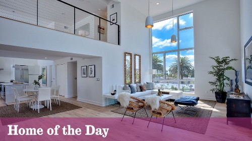 Home of the Day: Loft-style living in West Hollywood