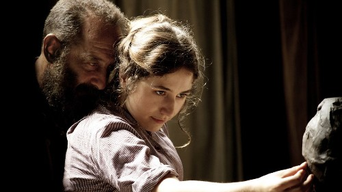 The biopic 'Rodin' about the famous French sculptor lacks shape and drama