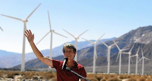 Desert plan seeks to balance environment, renewable energy