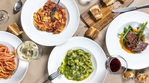 Review: At Bulgarini in Altadena, a gelato master tries his hand at pasta