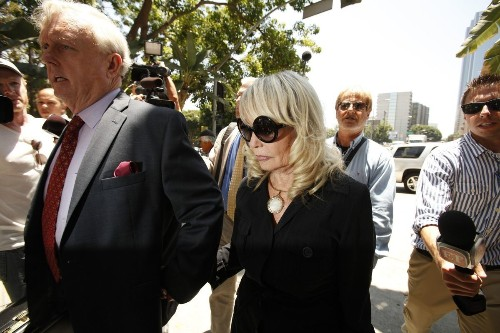 Donald Sterling calls wife a pig in court