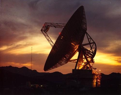 NASA's Deep Space Network celebrates its 50th anniversary