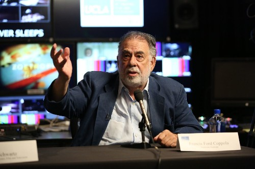 Francis Ford Coppola brings experimental 'Live Cinema' workshop to UCLA - Los Angeles Times