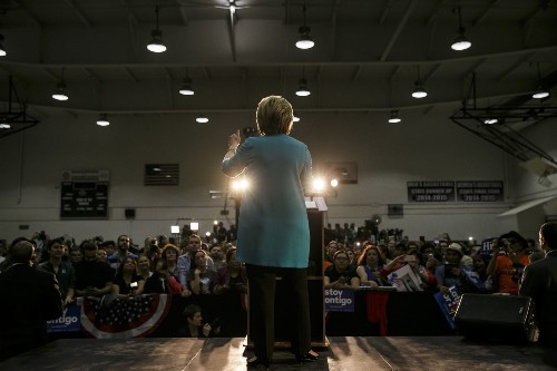 Why does Hillary Clinton elicit such negative reactions from both sides of the political aisle? Listen to her response