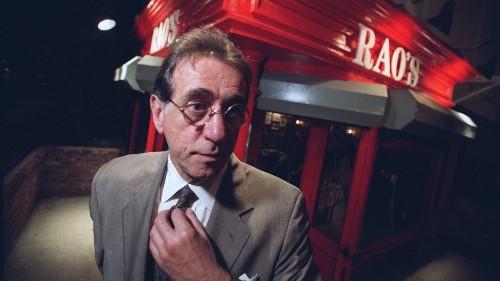 Restaurateur Frank Pellegrino, who found steady work on 'The Sopranos,' dies at 72