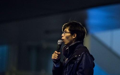 Fast end to Hong Kong hunger strike