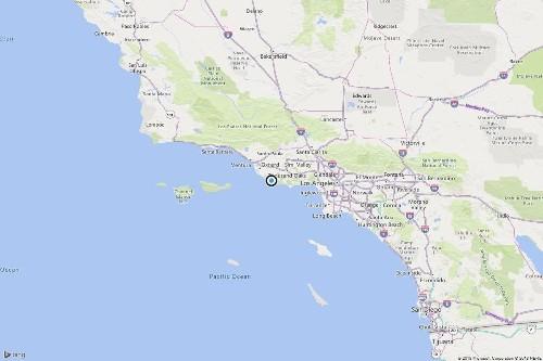 Earthquake: 3.6 quake shakes Ventura County