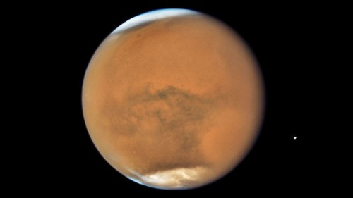 Mars could have enough molecular oxygen to support life, and scientists figured out where to find it - Los Angeles Times