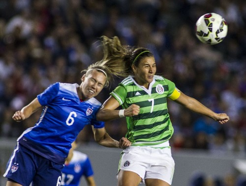 U.S. women win warmup game against Mexico ahead of World Cup