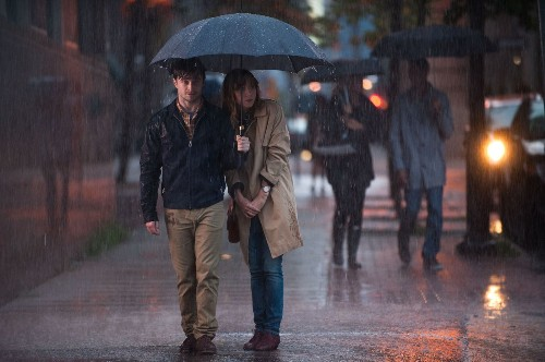 'What If' is a rom-com that tries too hard to charm - Los Angeles Times