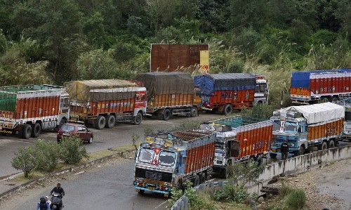 Indian trucker was killed over rumor that he was carrying beef
