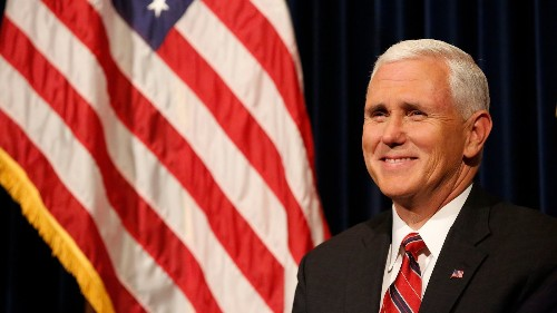 Pence casts tie-breaking vote to let states withhold federal funds from Planned Parenthood