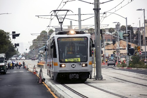 Metro Expo Line to begin service to Santa Monica on May 20