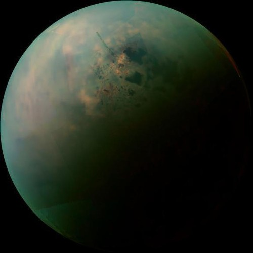 How life could develop in the methane lakes of Saturn's moon Titan - Los Angeles Times