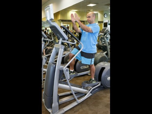 Dr. Hooman Melamed's tips for avoiding workout injuries - Los Angeles Times