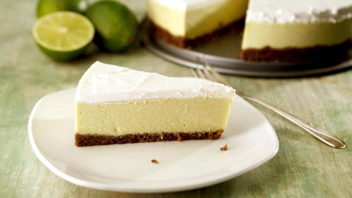 Treat yourself to this vegan Key lime pie recipe for Meatless Monday