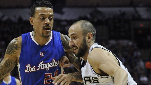 Clippers: 57 technical fouls this season; Spurs: 50 over five years