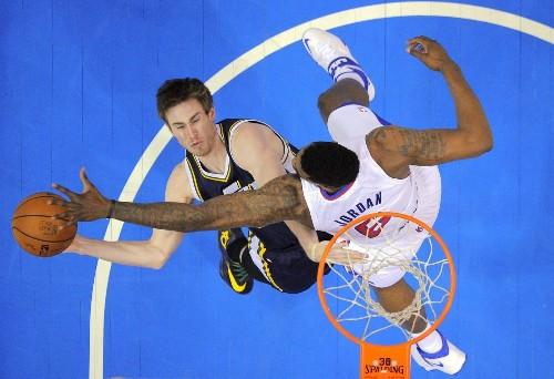 Preview: Improving Lakers look to rebound against Utah Jazz - Los Angeles Times
